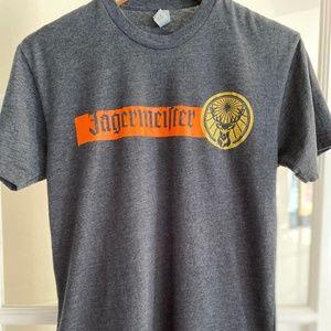 Jagermeister/TAMPA BAY BOLTS Promo shirt- Sz. XS